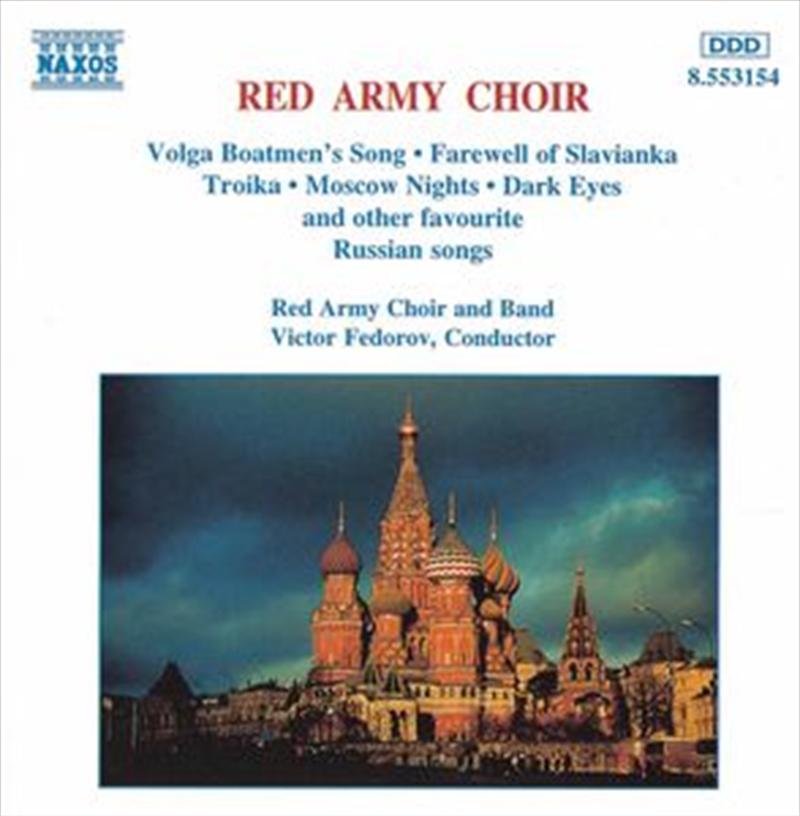 Red Army Choir & Band | CD