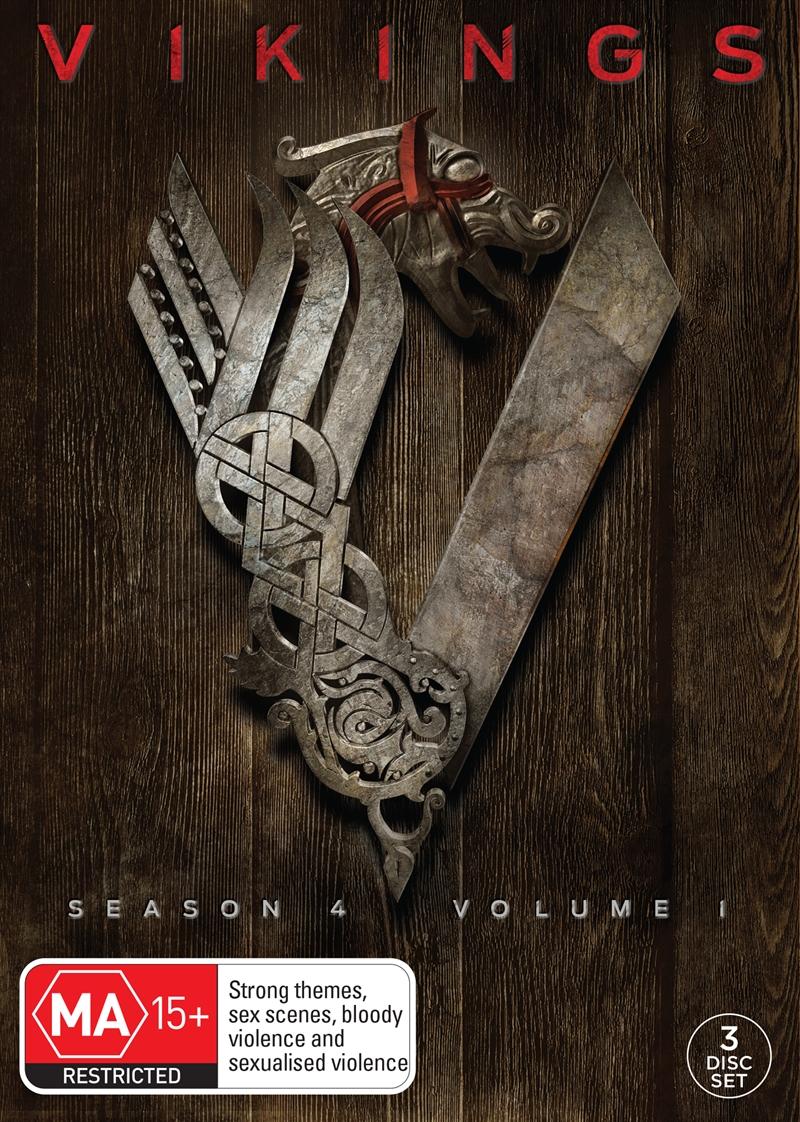 Vikings - Season 4 - Part 1