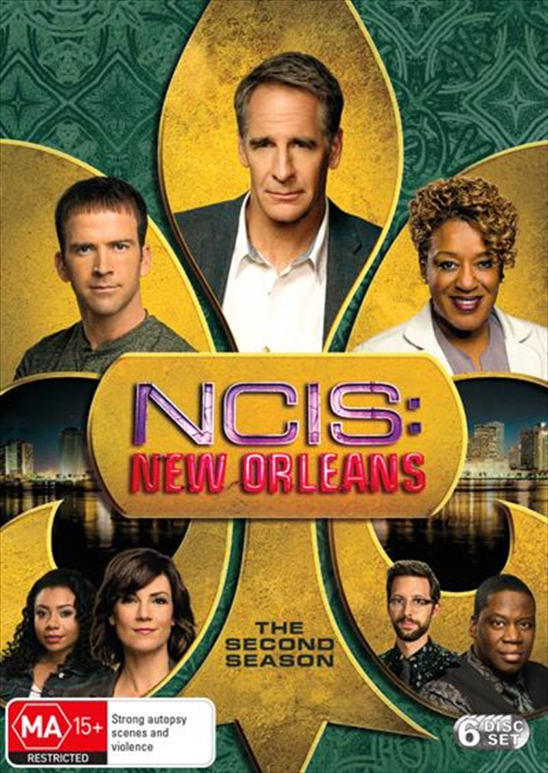 NCIS - New Orleans - Season 2 | DVD