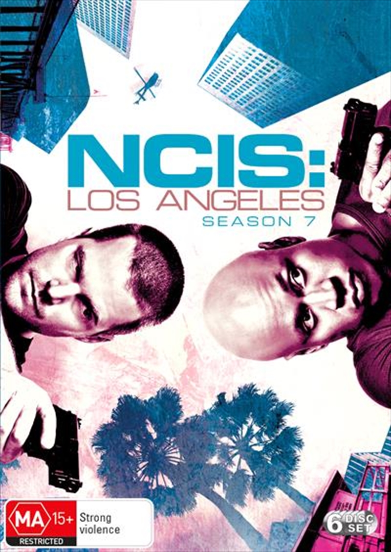 NCIS - Los Angeles - Season 7 | DVD
