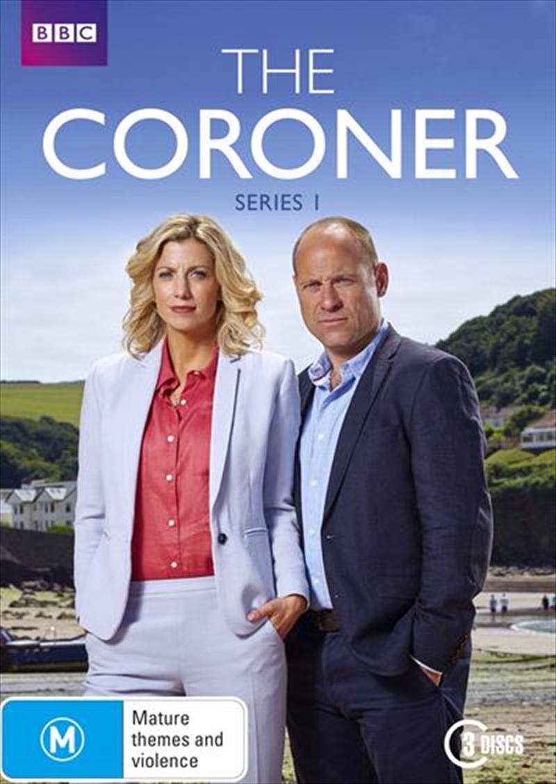 Coroner, The   DVD
