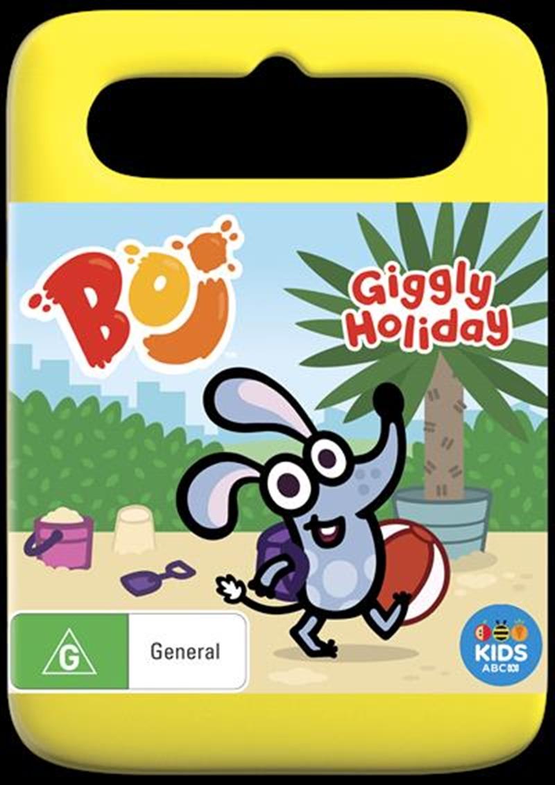 Boj - Giggly Holiday | DVD