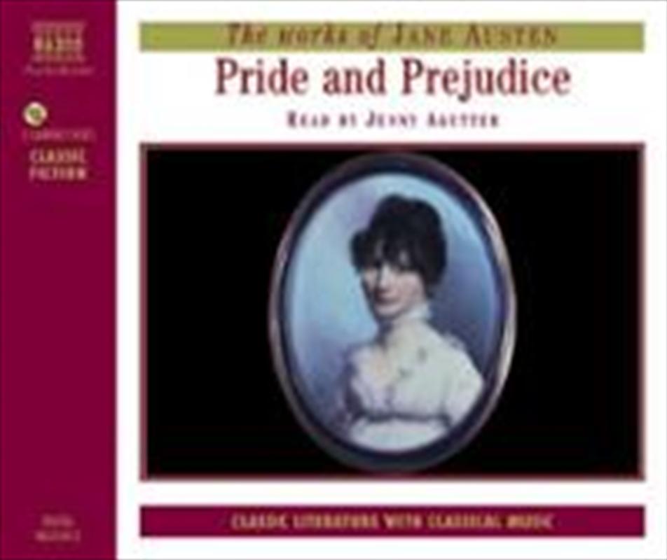 Pride & Prejudice-Jane Austen | CD