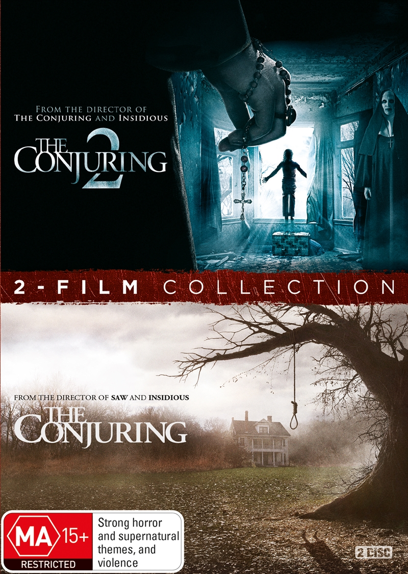 Conjuring / Conjuring 2, The | DVD