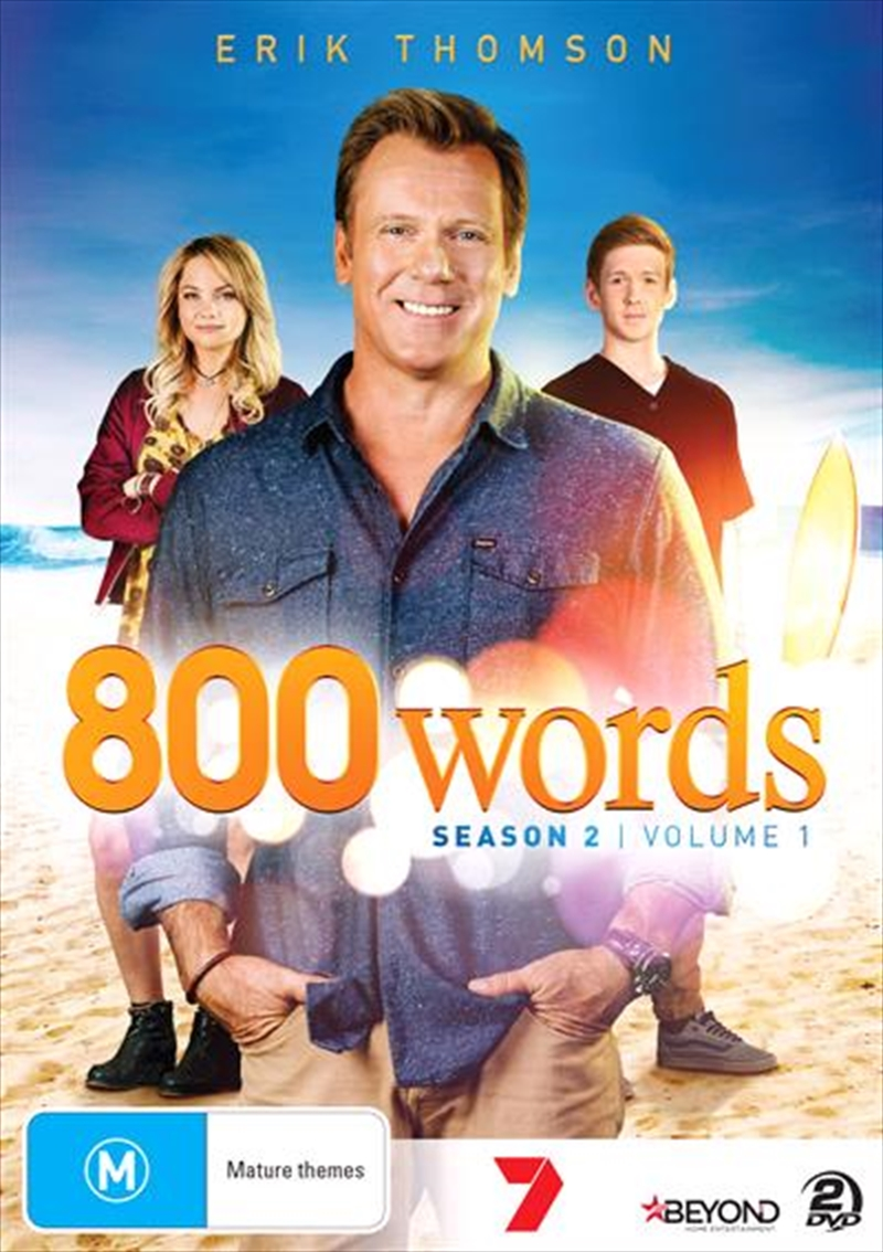 buy 800 words season 2 vol1 on dvd sanity online