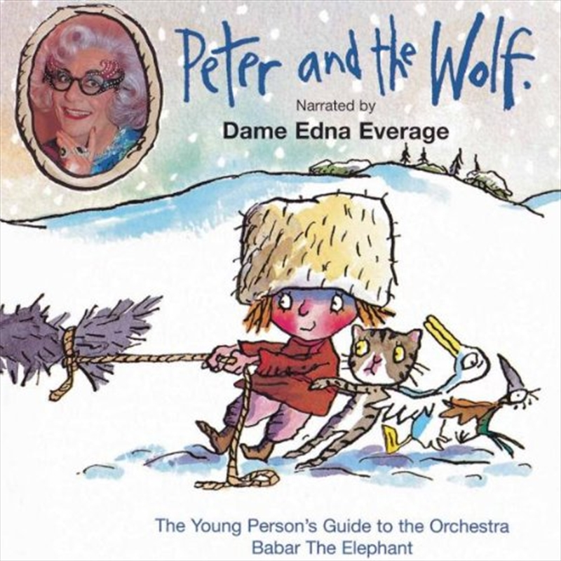 Peter & The Wolf | CD