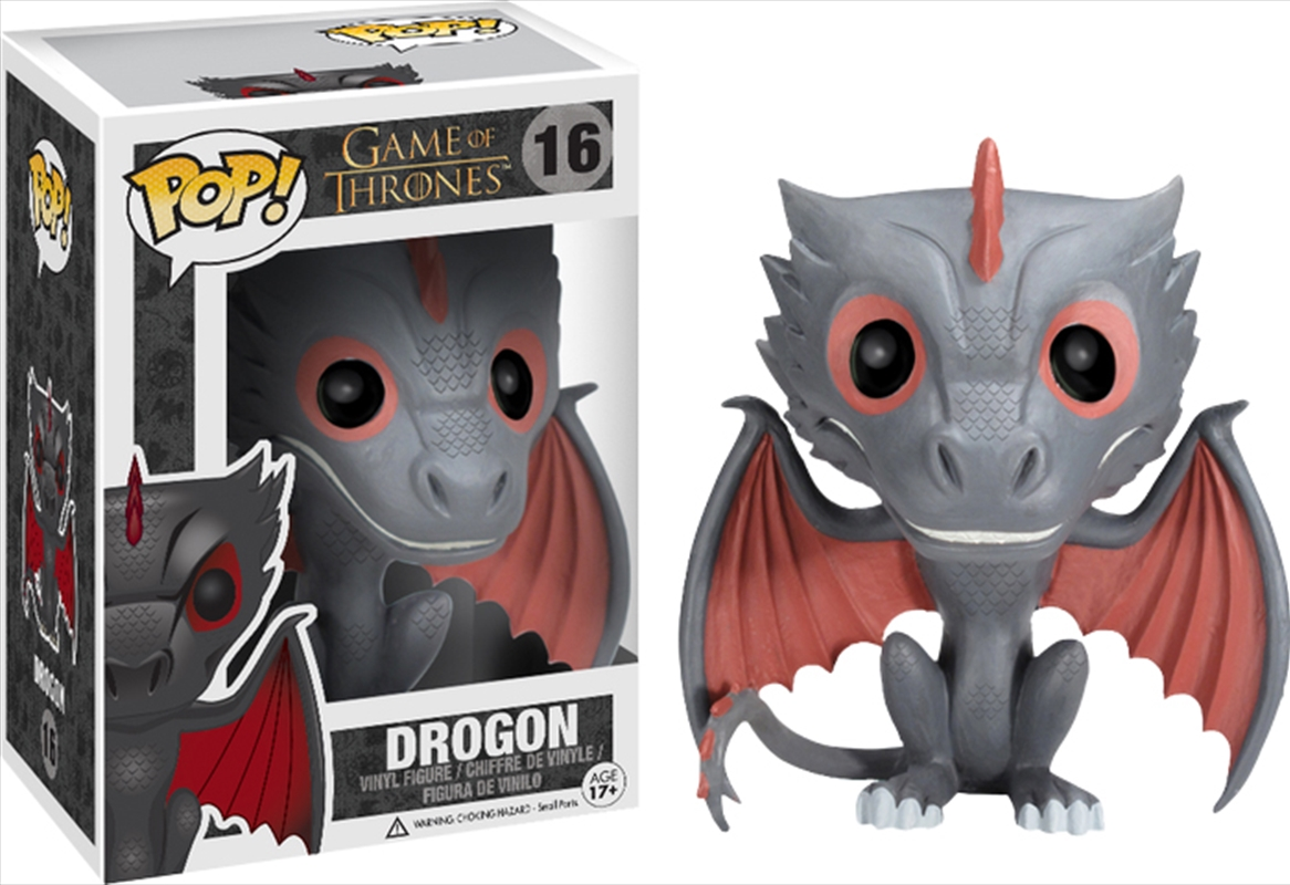 Game Of Thrones - Drogon | Pop Vinyl