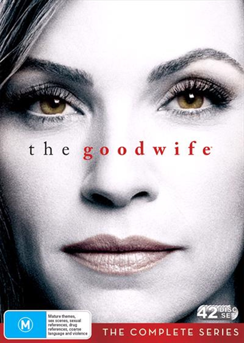 Good Wife - Season 1-7 | Boxset, The | DVD