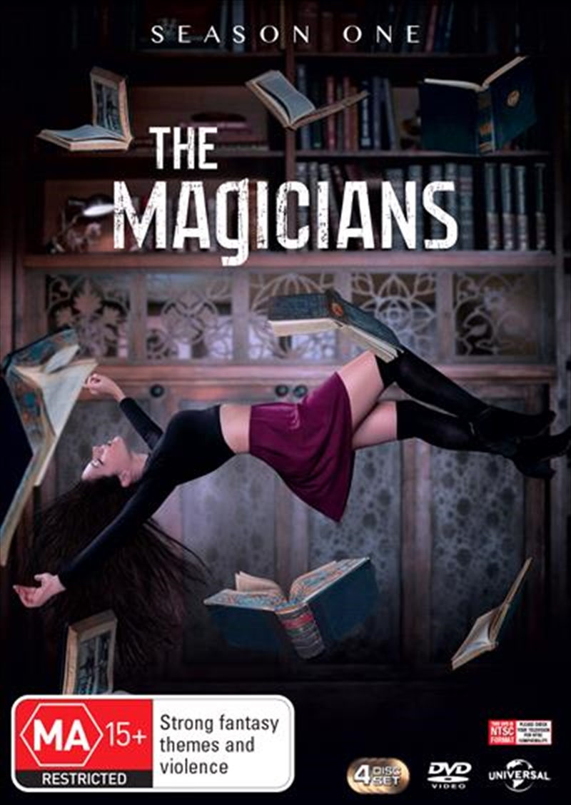 Magicians - Season 1, The | DVD