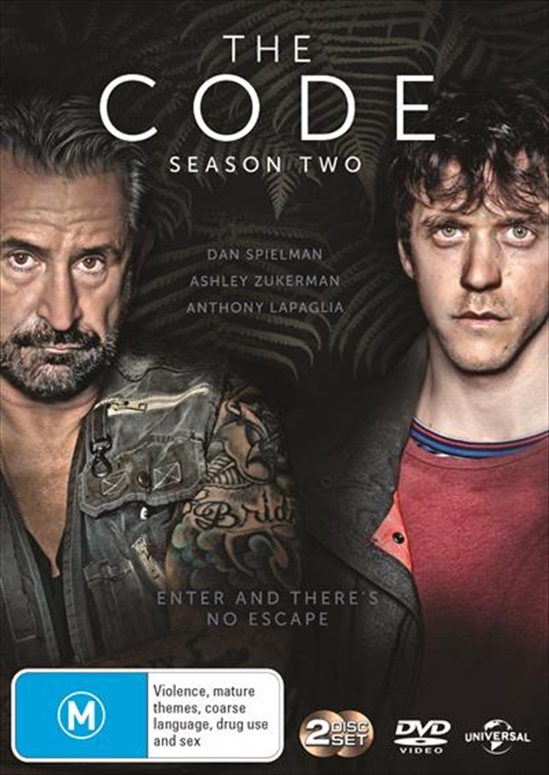 Code - Season 2, The | DVD