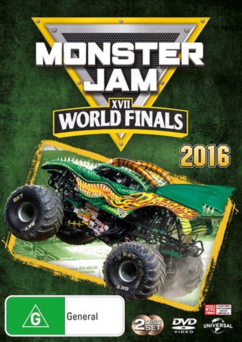 Monster Jam - World Finals XVII   DVD