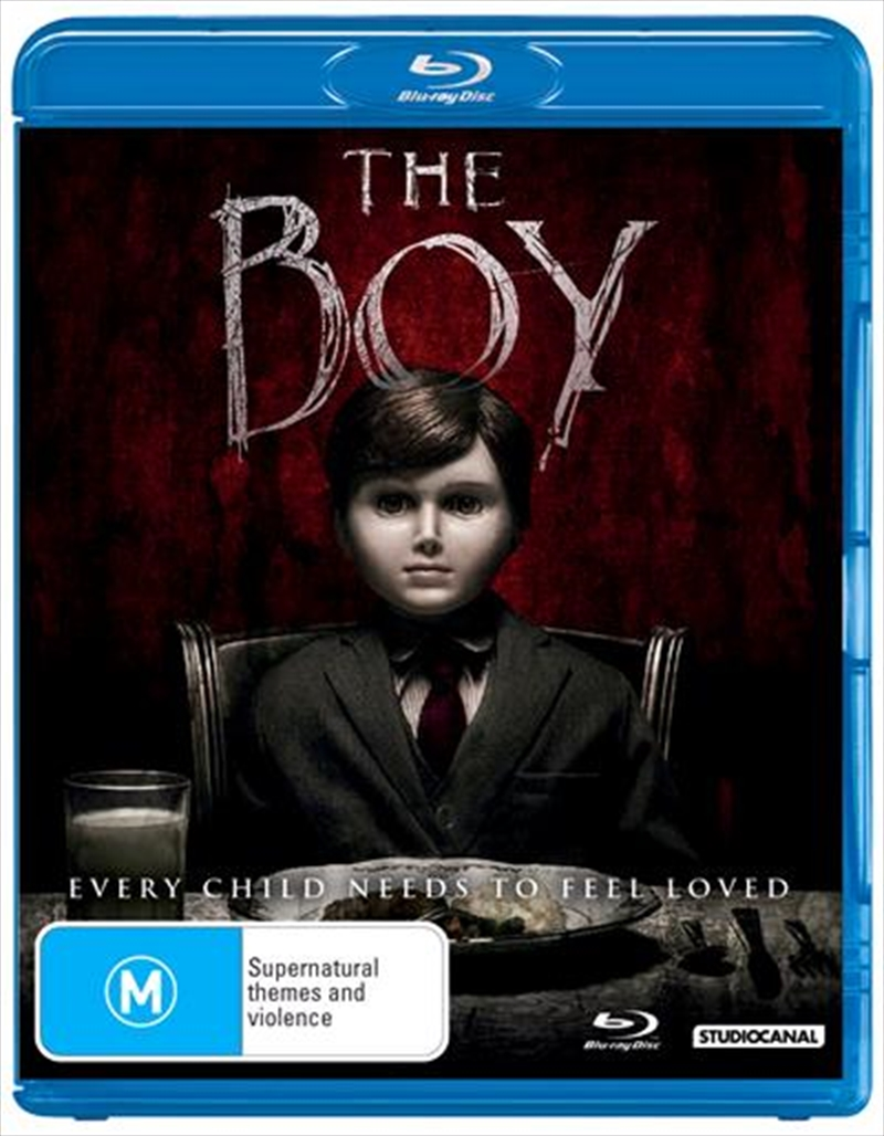 Boy, The | Blu-ray