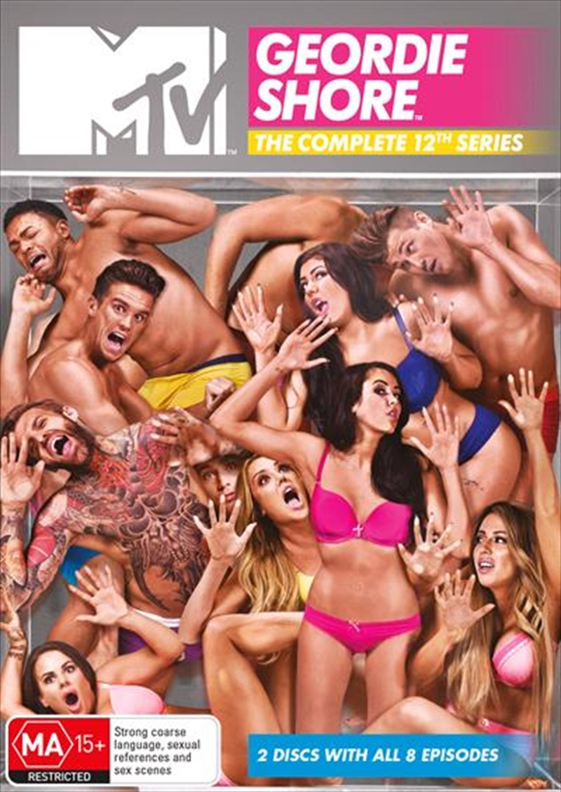 Geordie Shore Season 12 | DVD