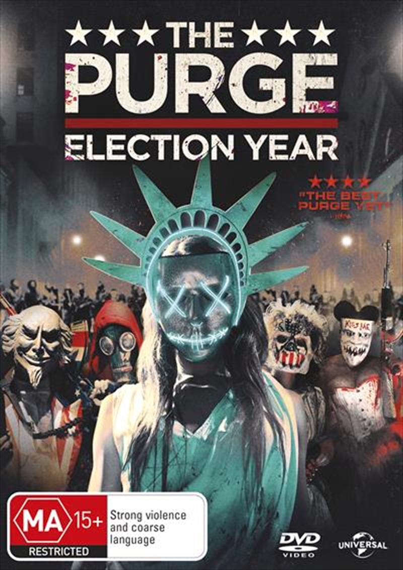 Purge - Election Year, The | DVD