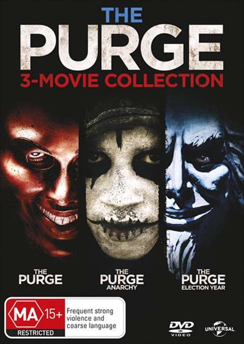 Buy Purge The Purge Anarchy The Purge Election