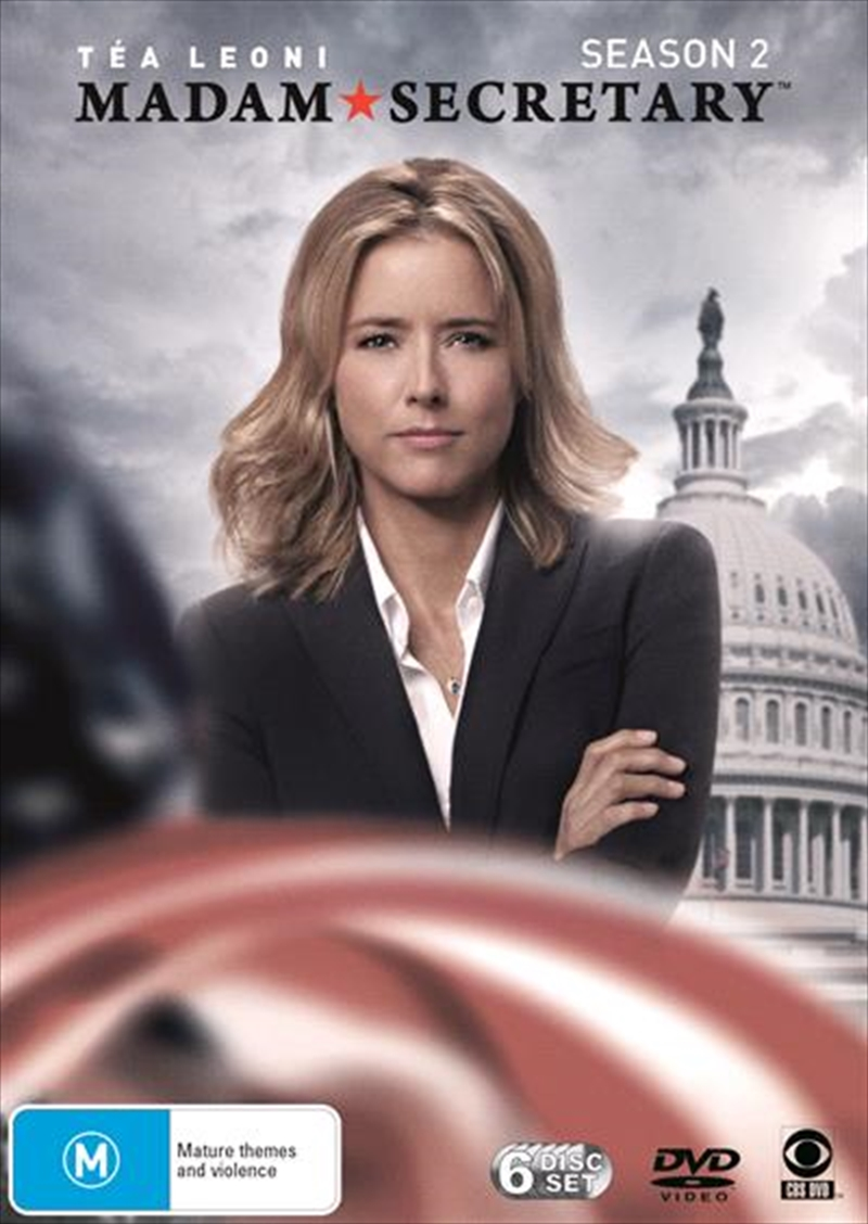 Madam Secretary - Season 2 | DVD