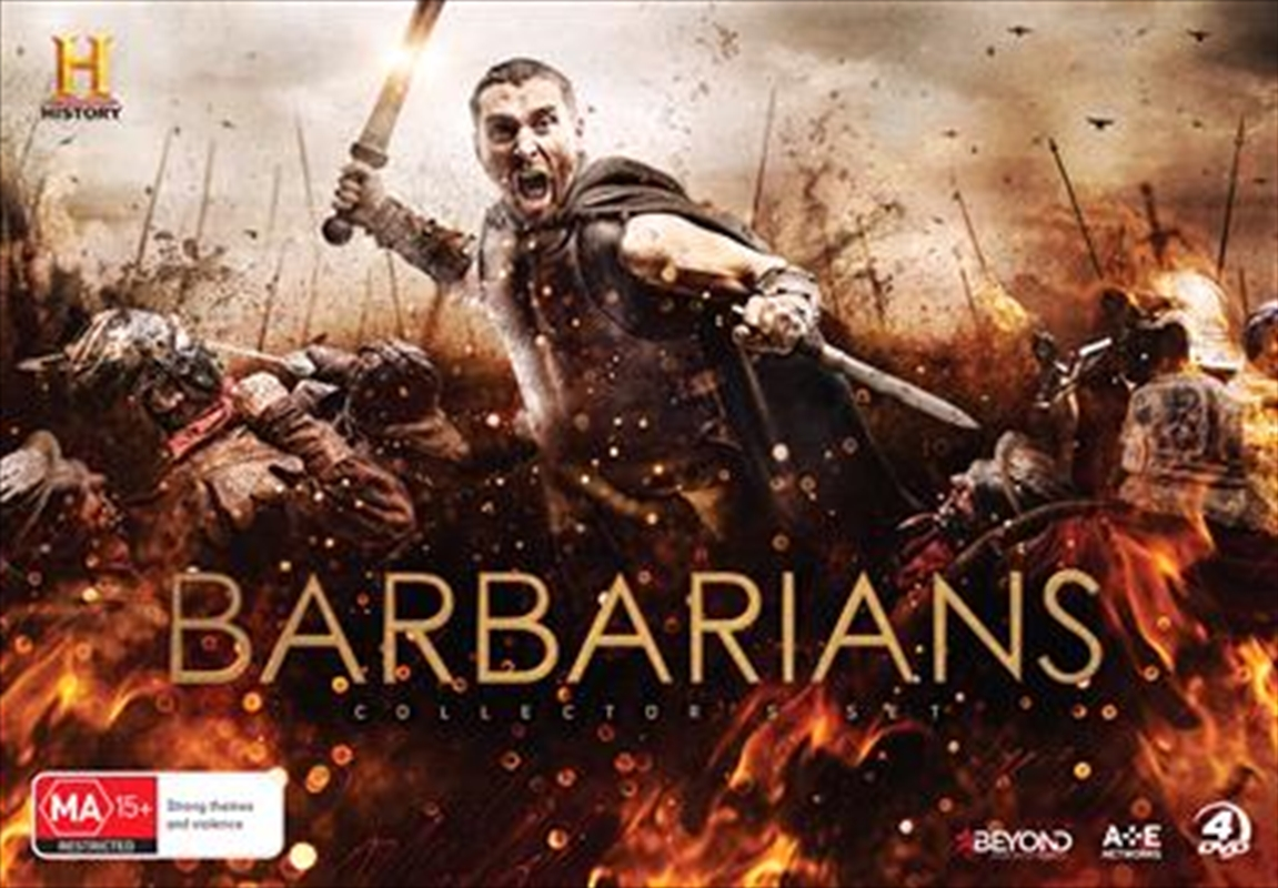 Barbarians | Collector's Gift Set | DVD