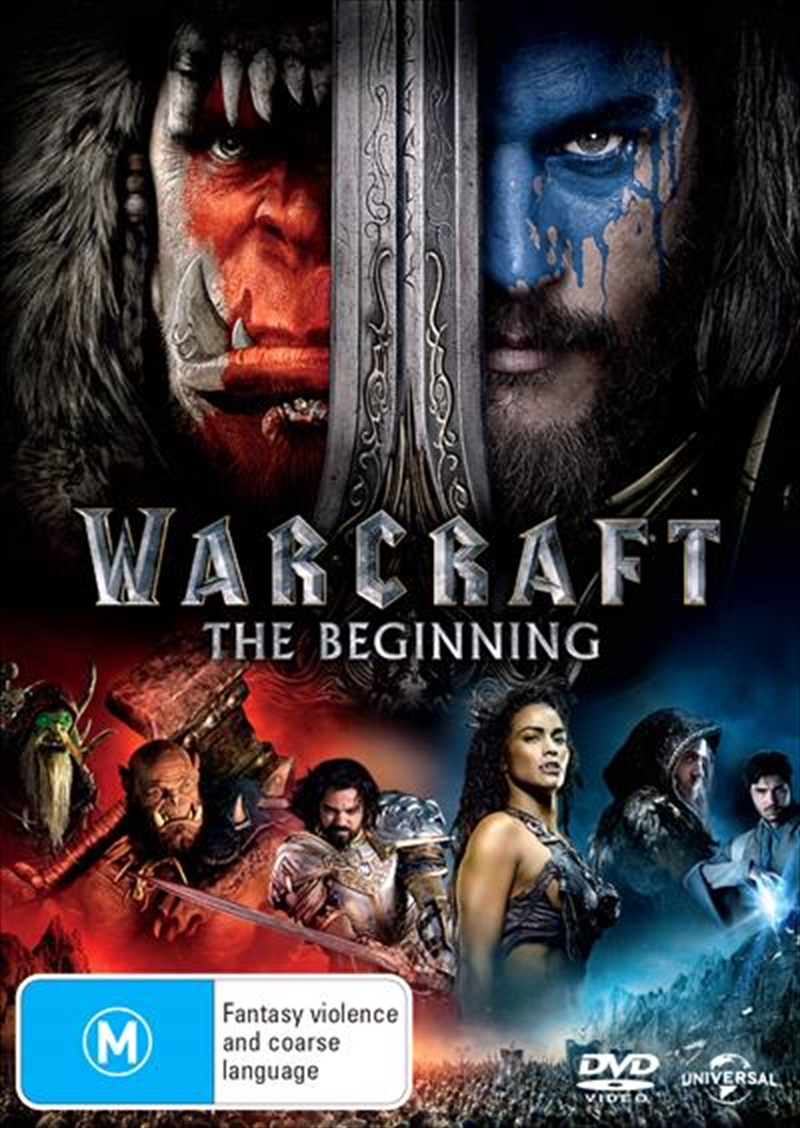 Warcraft | DVD
