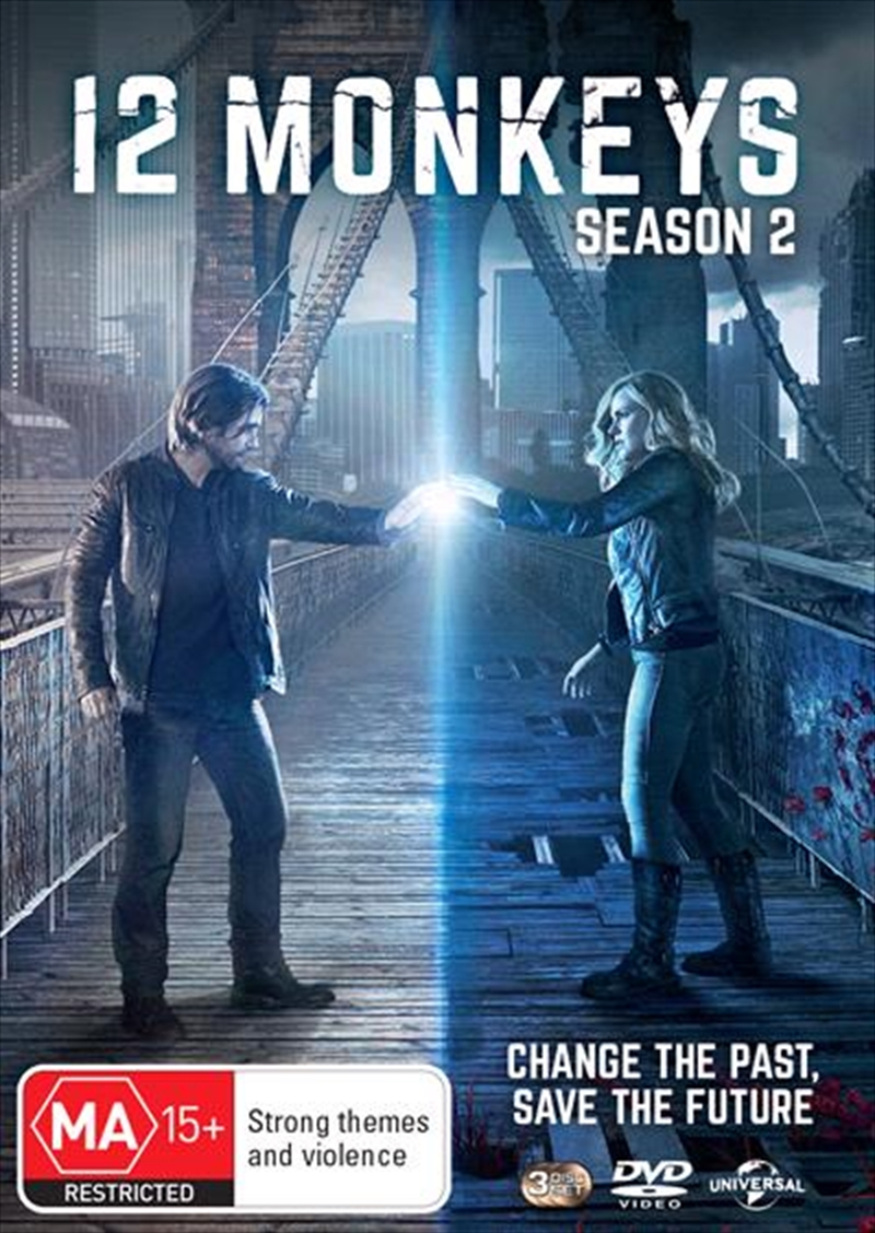 12 Monkeys - Season 2 | DVD