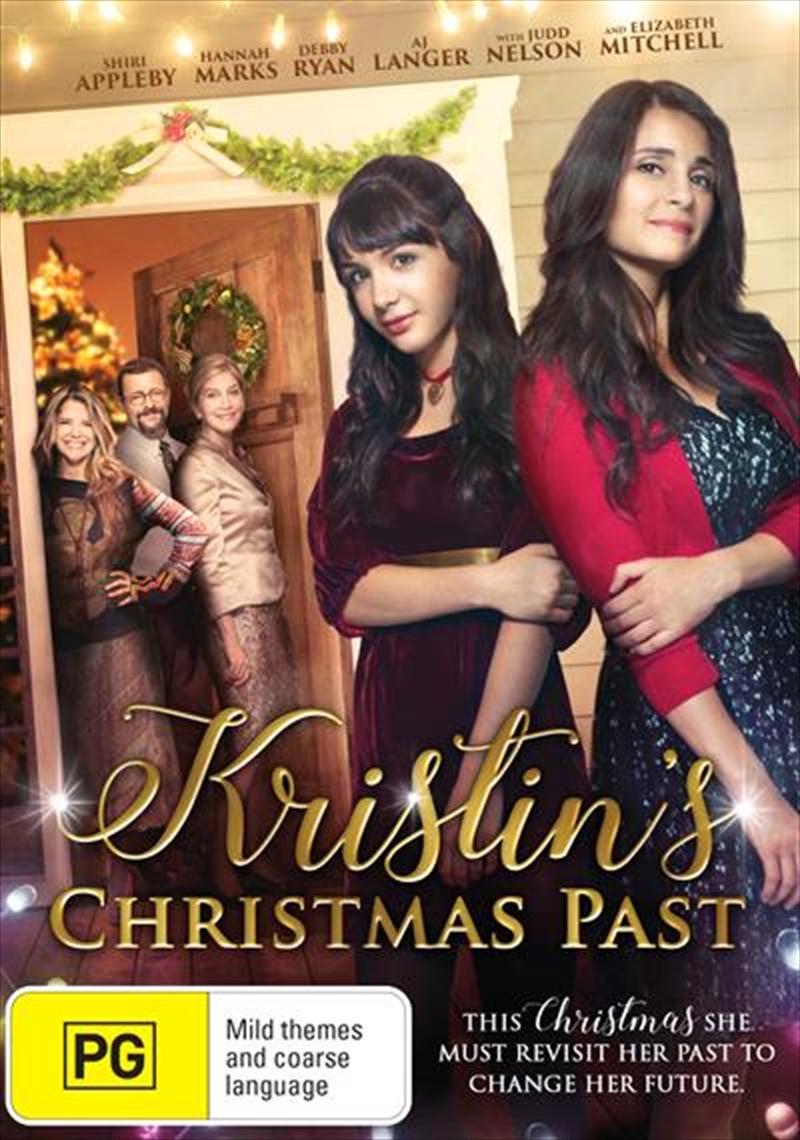 Kristin's Christmas Past | DVD