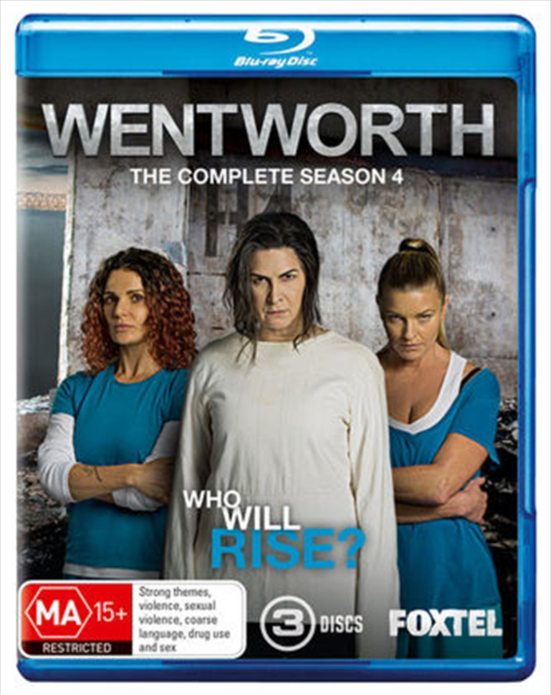 Wentworth - Season 4 | Blu-ray