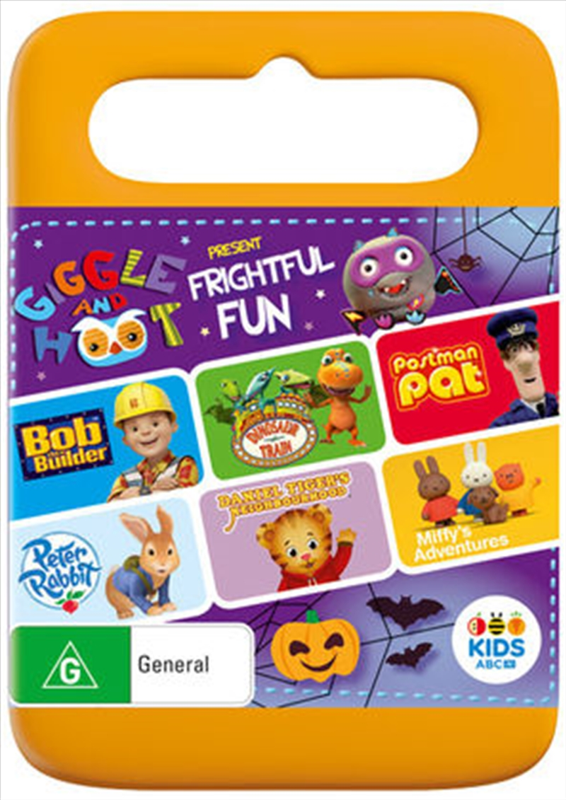 ABC Kids Compilation - Giggle and Hoot Present Frightful Fun | DVD