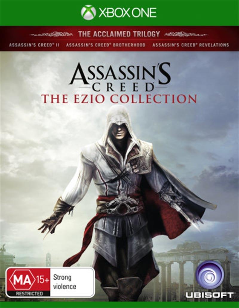 Assassins Creed The Ezio Coll
