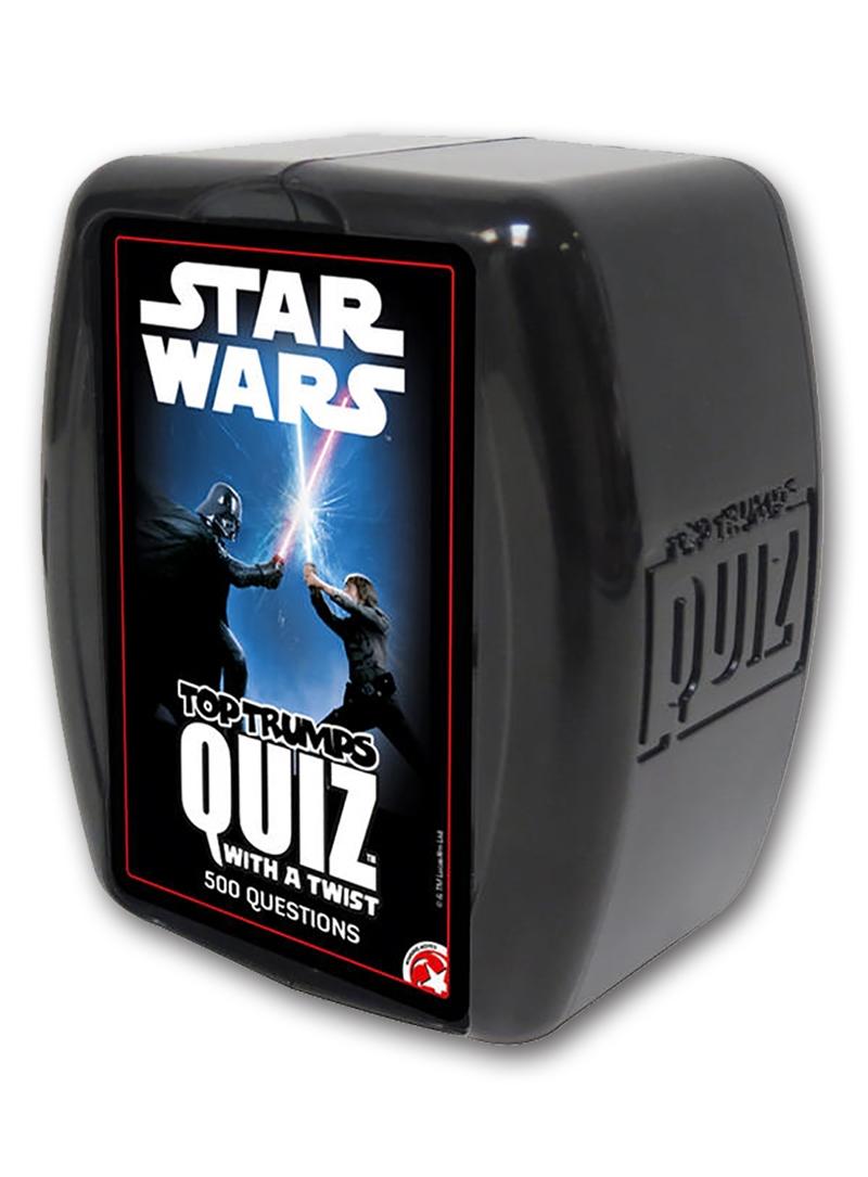 Star Wars Top Trumps Quiz   Merchandise