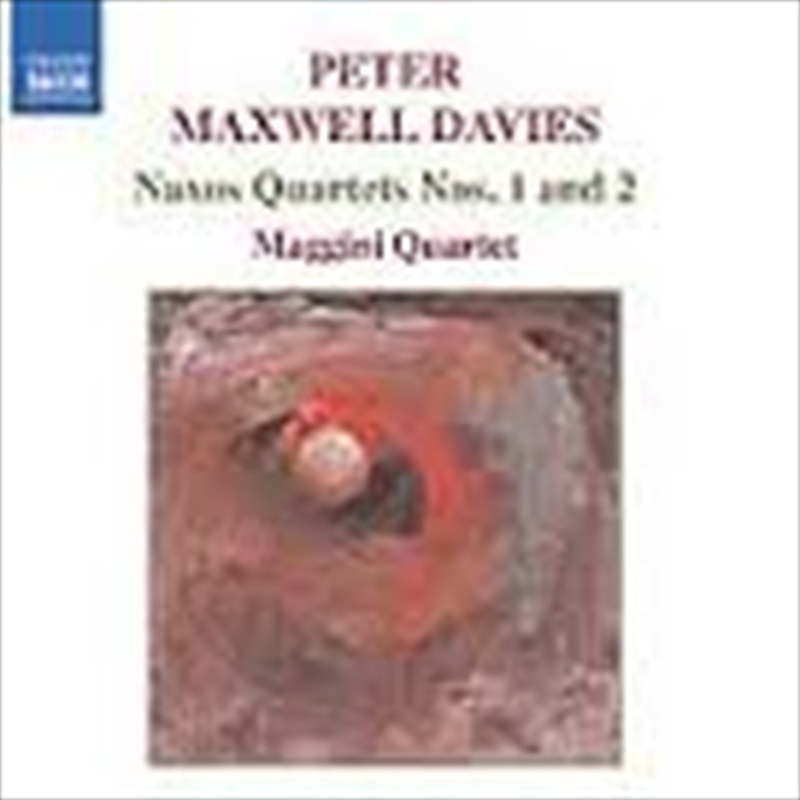 Naxos Quartets 1 2 | CD