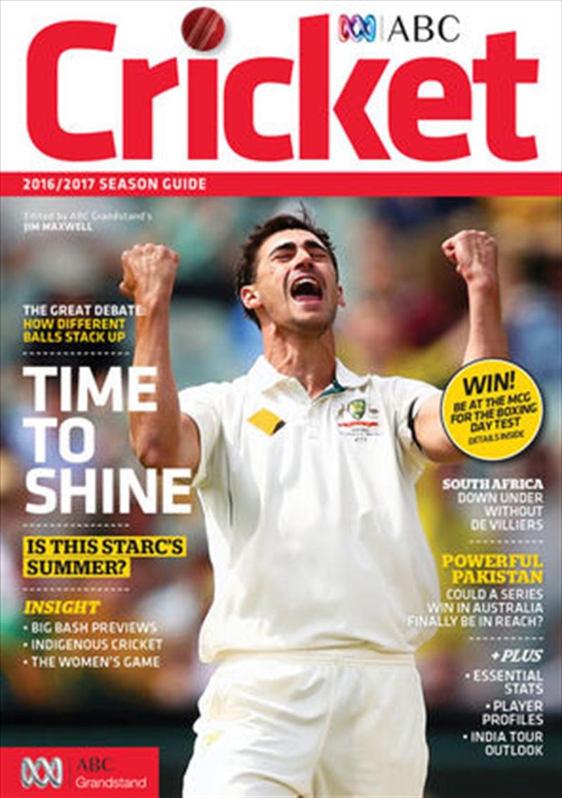 ABC Cricket Magazine 2016/17