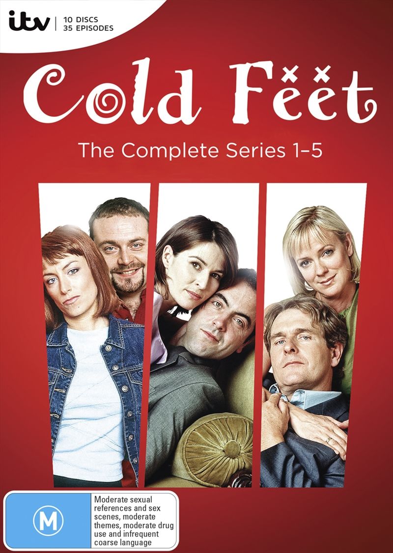 Cold Feet - Series 1-5 | Boxset | DVD