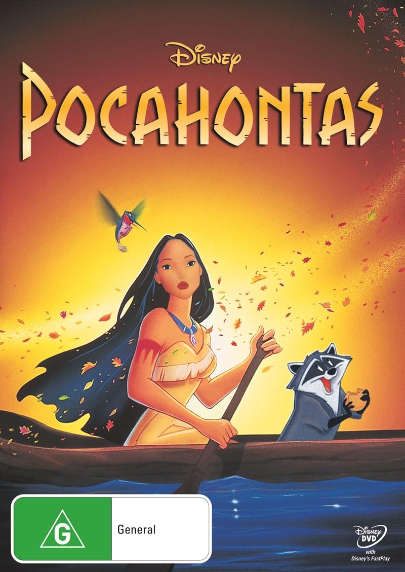 Pocahontas | DVD