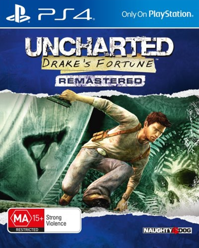 Uncharted Drakes Fortune Remas