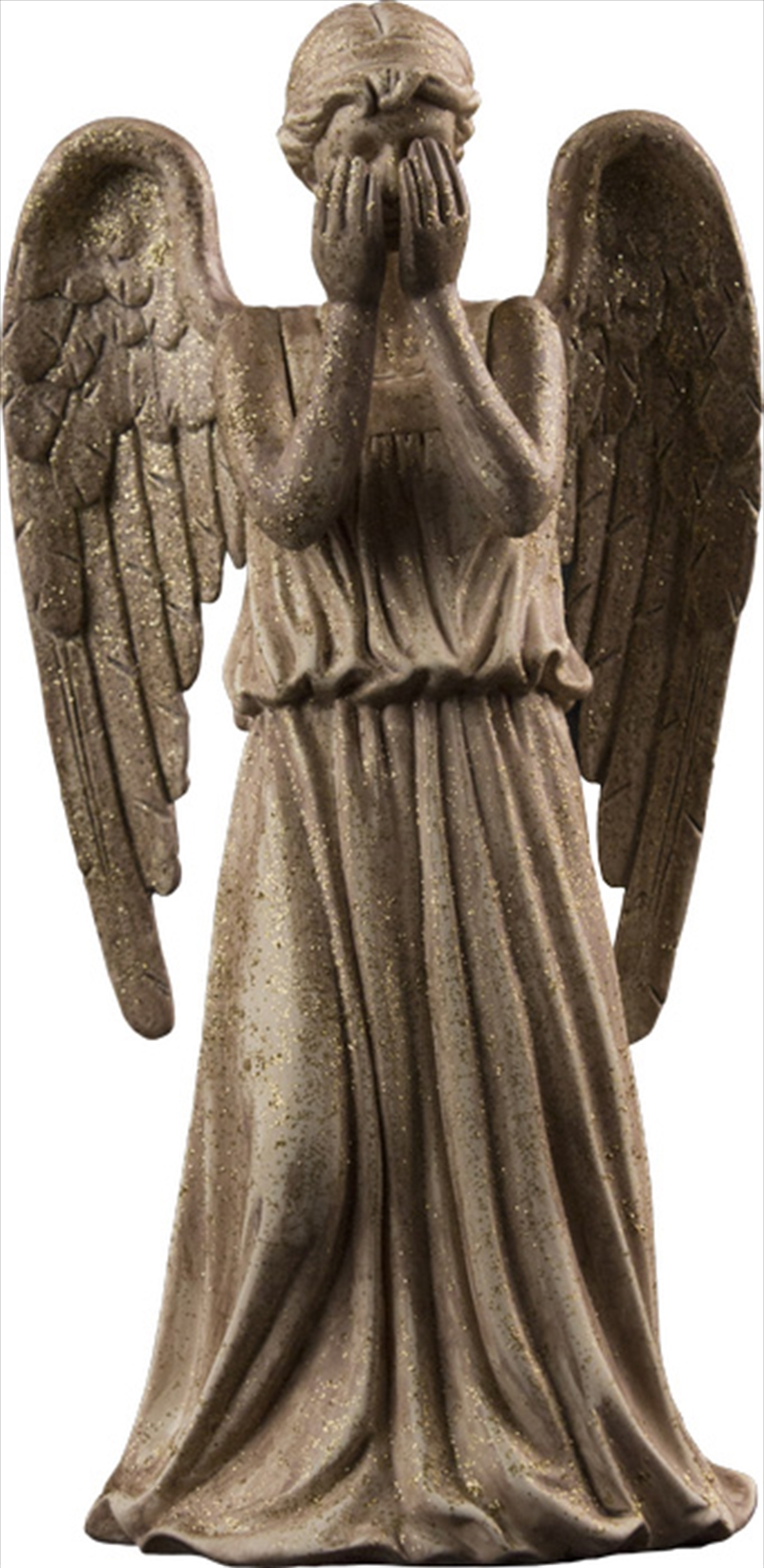 Doctor Who Weeping Angel Toppe | Merchandise