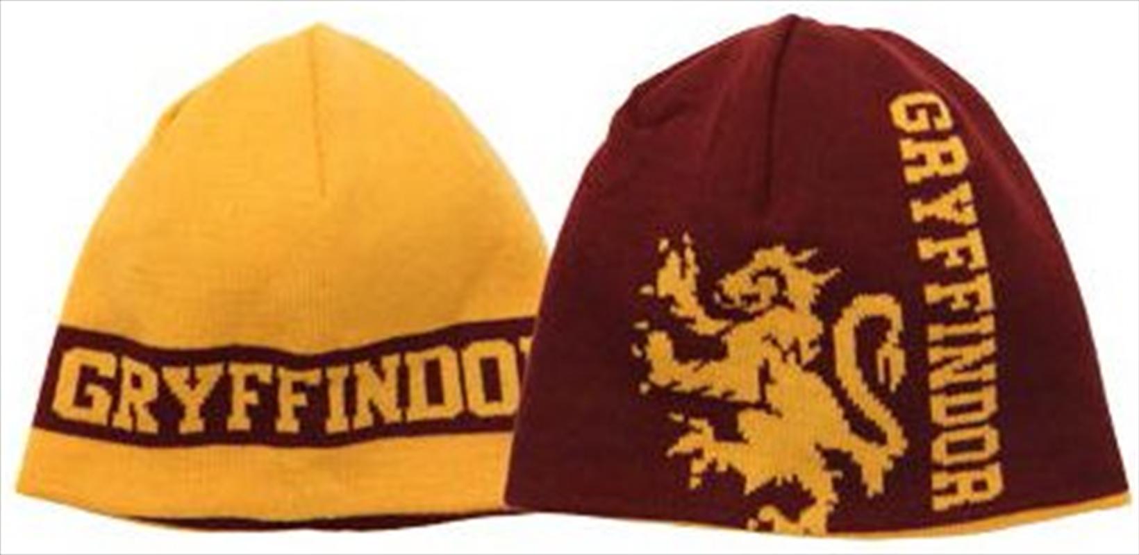 Gryffindor Knit Beanie | Merchandise