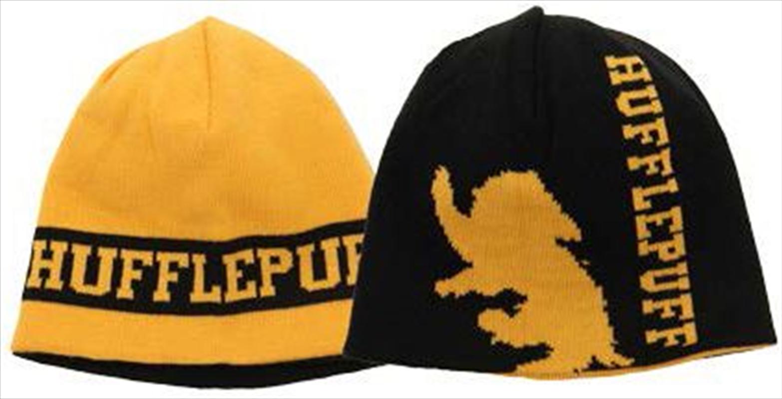 Hufflepuff Knit Beanie   Merchandise