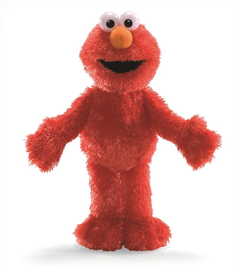 Sesame Street: Elmo Plush | Merchandise