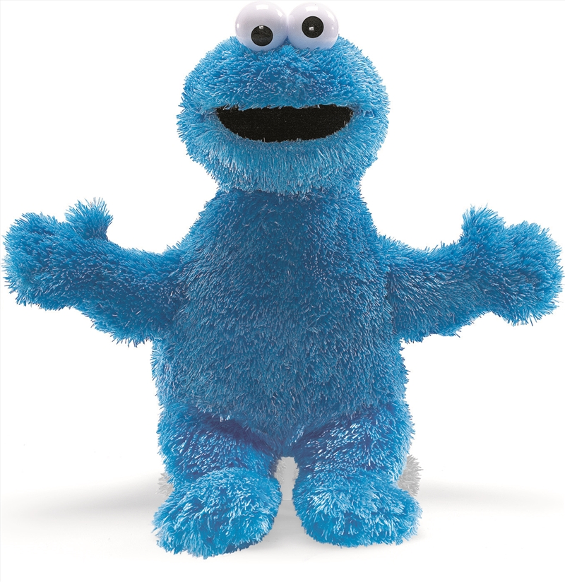 Sesame Street: Cookie Plush | Merchandise