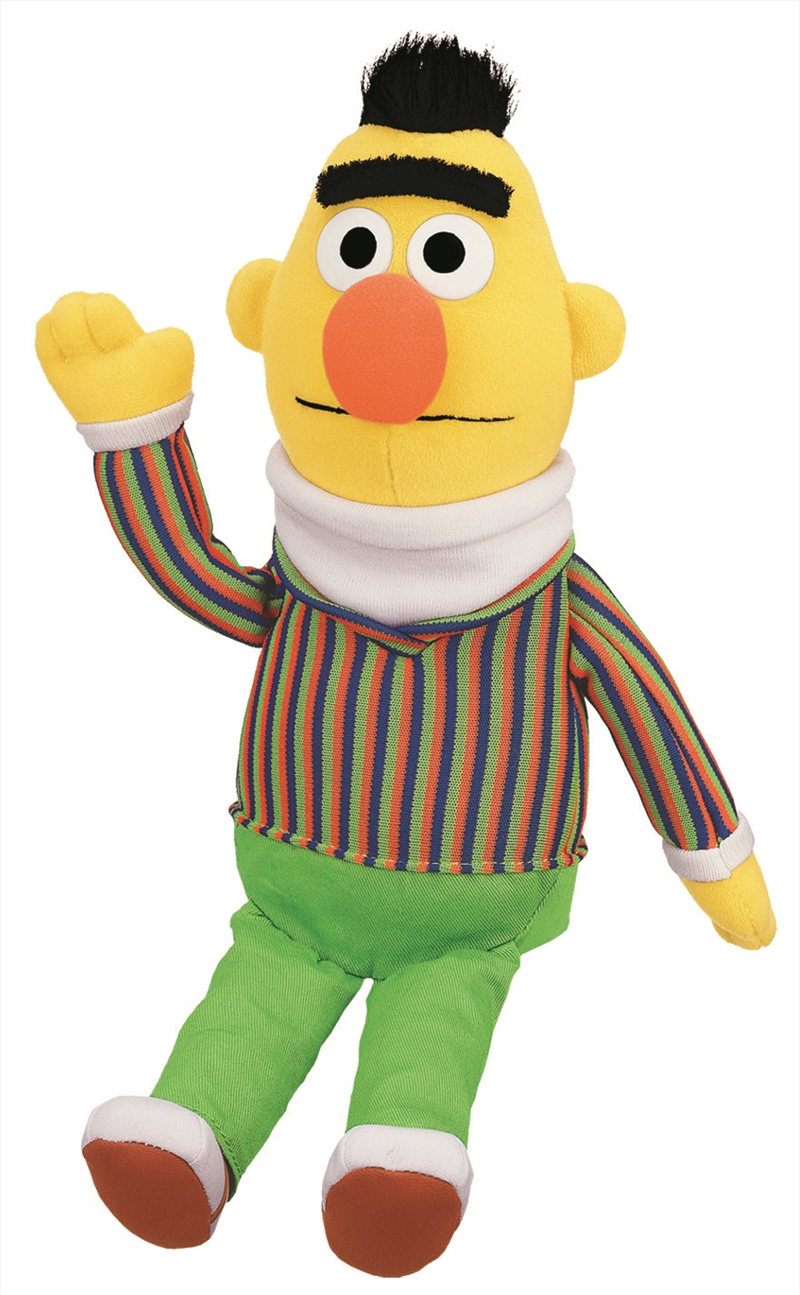 Sesame Street: Bert Plush | Merchandise
