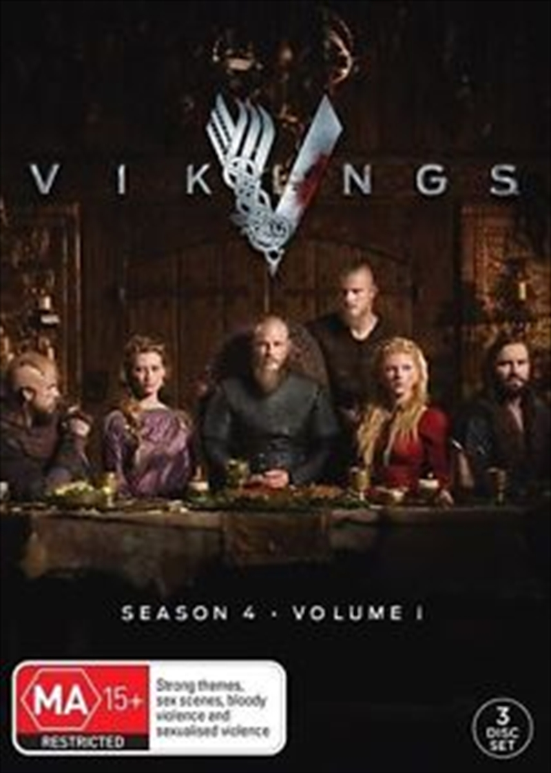 Vikings - Season 4 - Part 1 | DVD