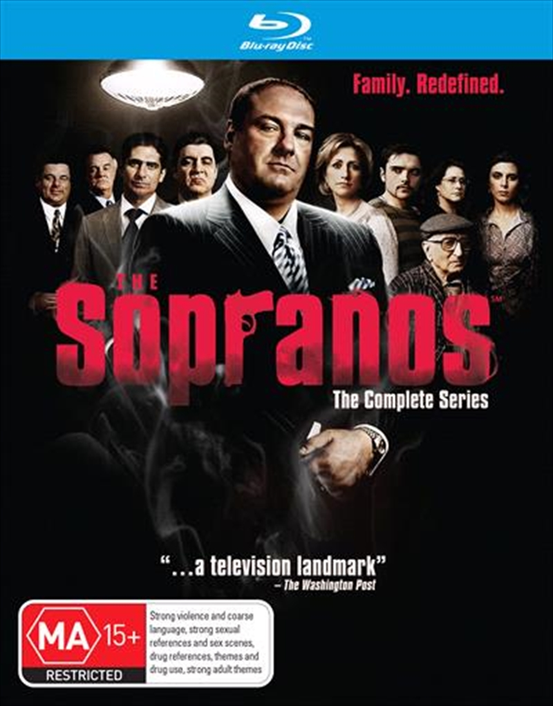 Sopranos - Complete Collection, The | Blu-ray