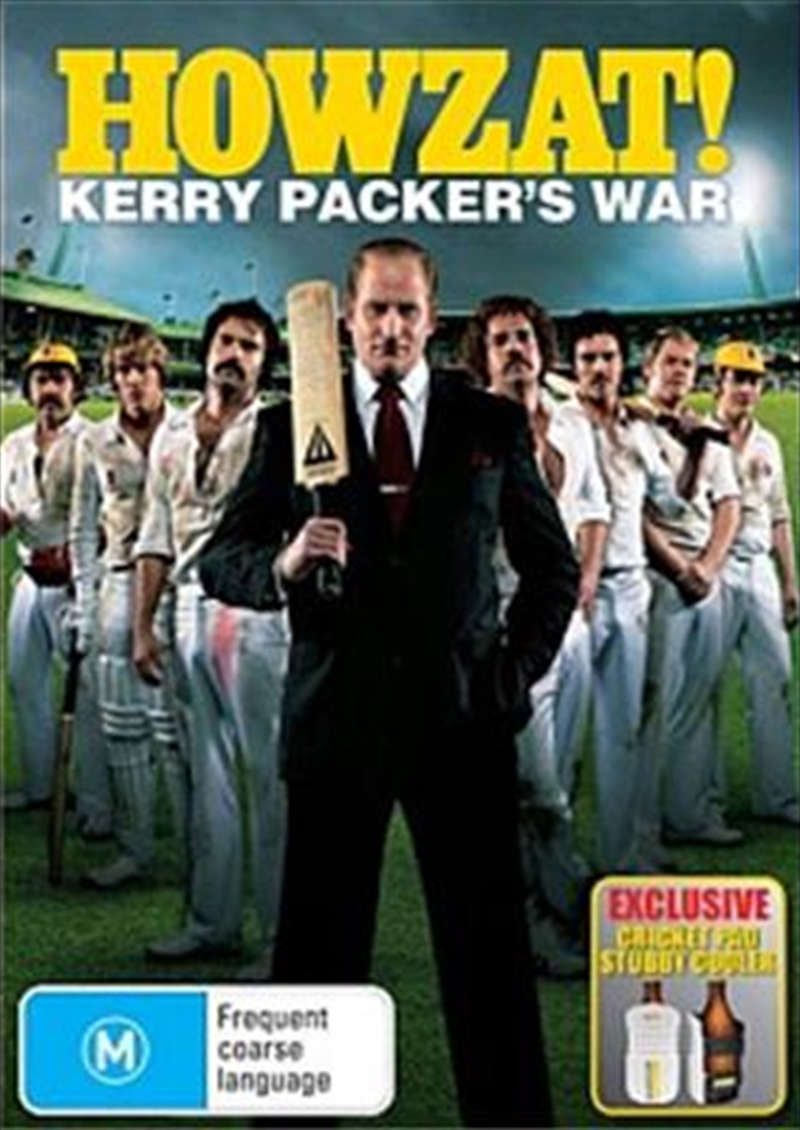 Howzat! Kerry Packer's War: Limited Edition | DVD