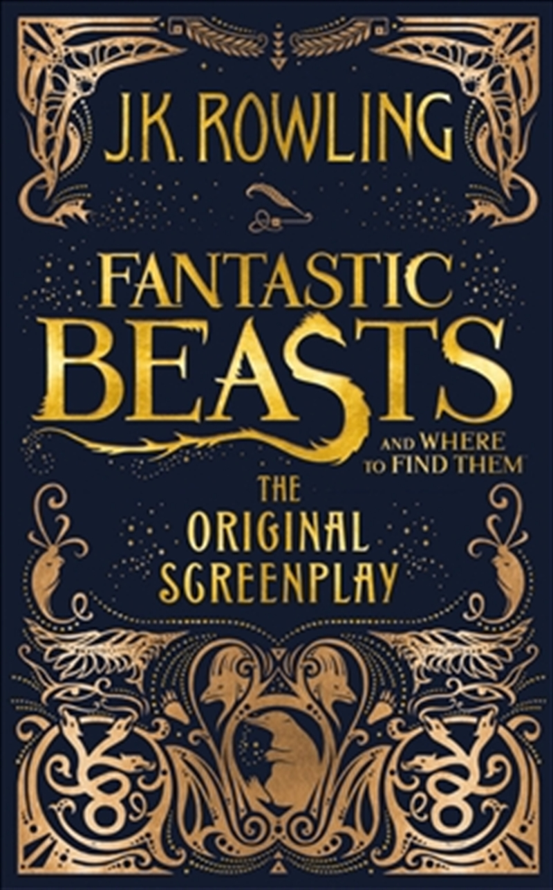 Fantastic Beasts and Where to Find Them | Hardback Book