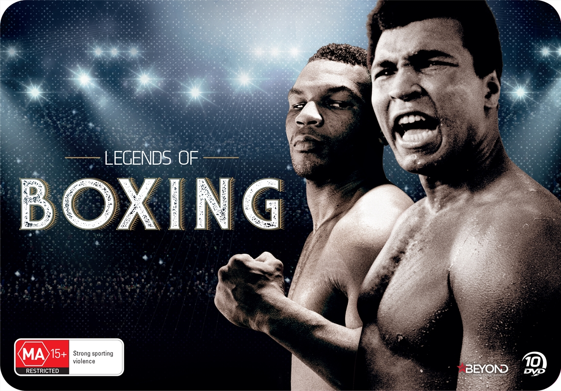 Legends Of Boxing | DVD
