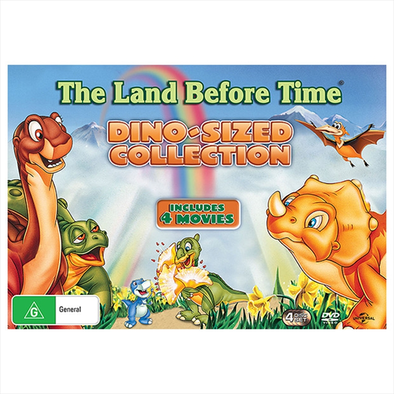 Land Before Time Pack | DVD