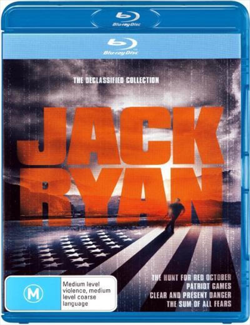 Jack Ryan Boxset | Blu-ray