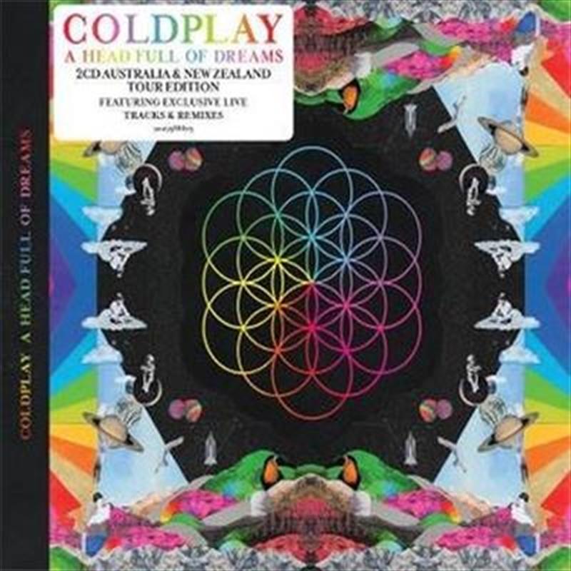A Head Full Of Dreams: Australian Tour Edition | CD