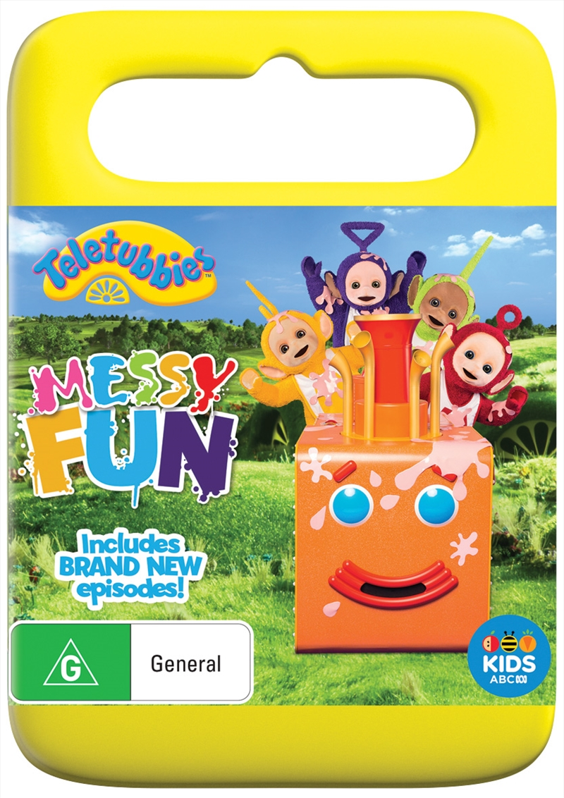 Teletubbies - Messy Fun | DVD