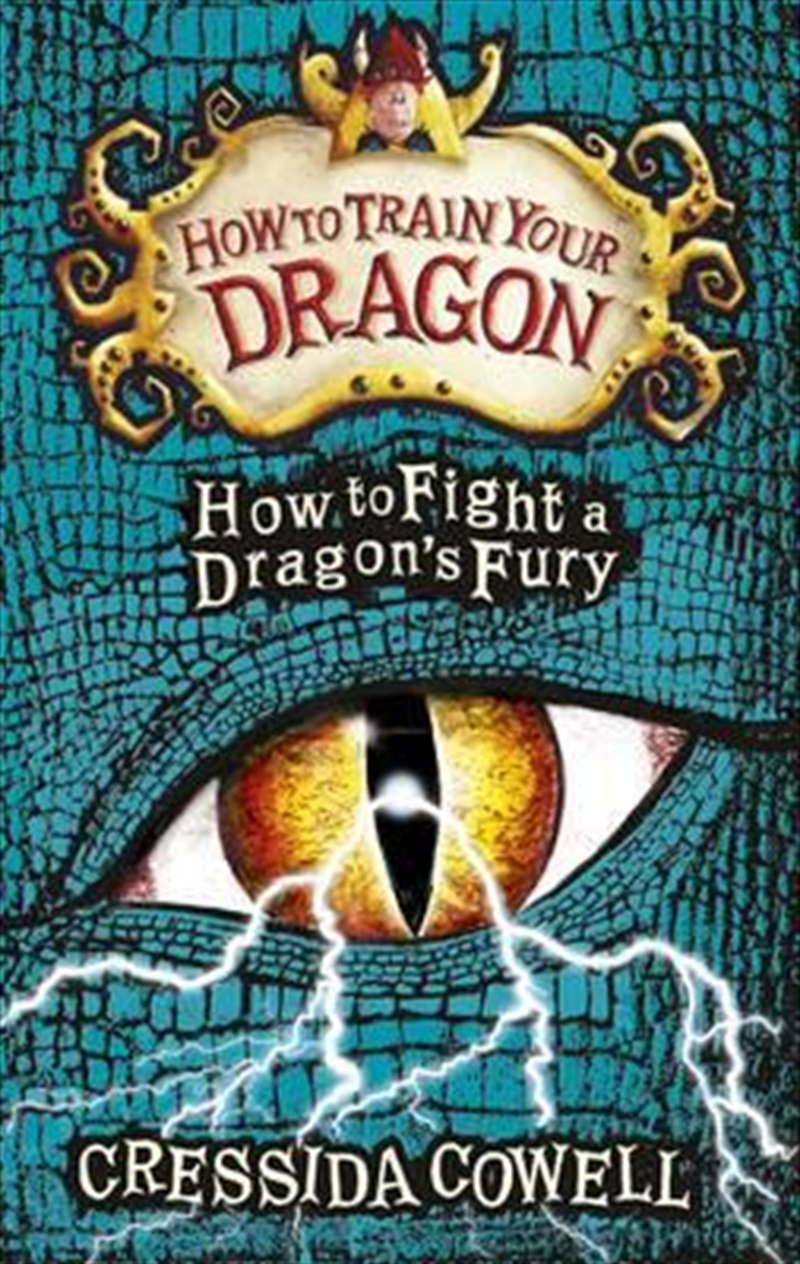 How To Fight A Dragons Fury | Books