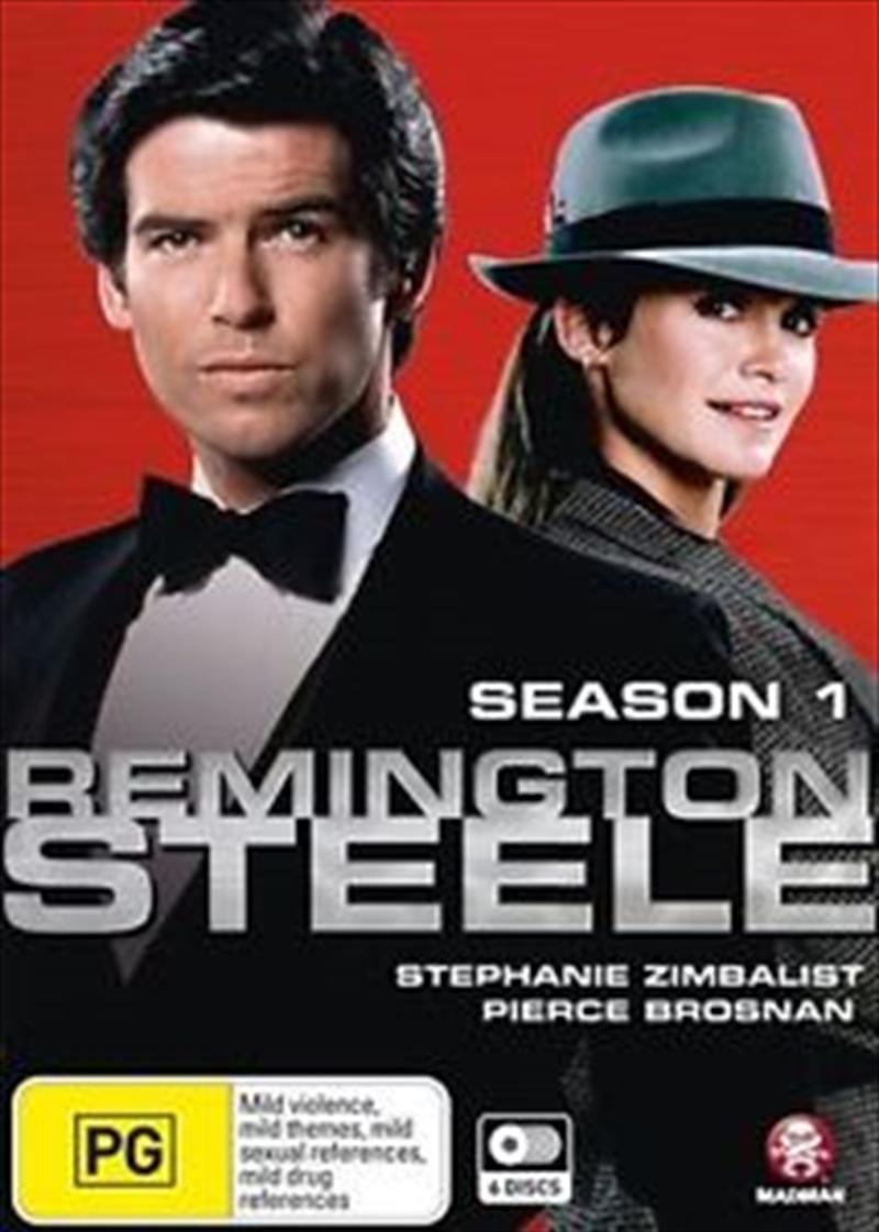 Remington Steele - Season 1 | DVD